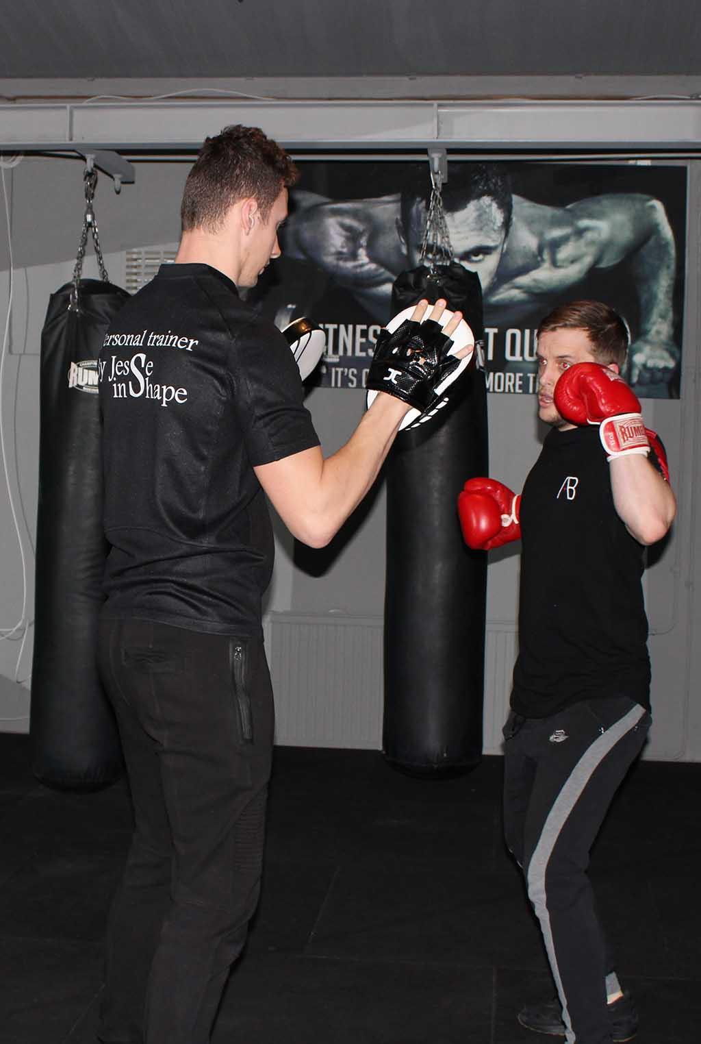 personal bokstraining leiden