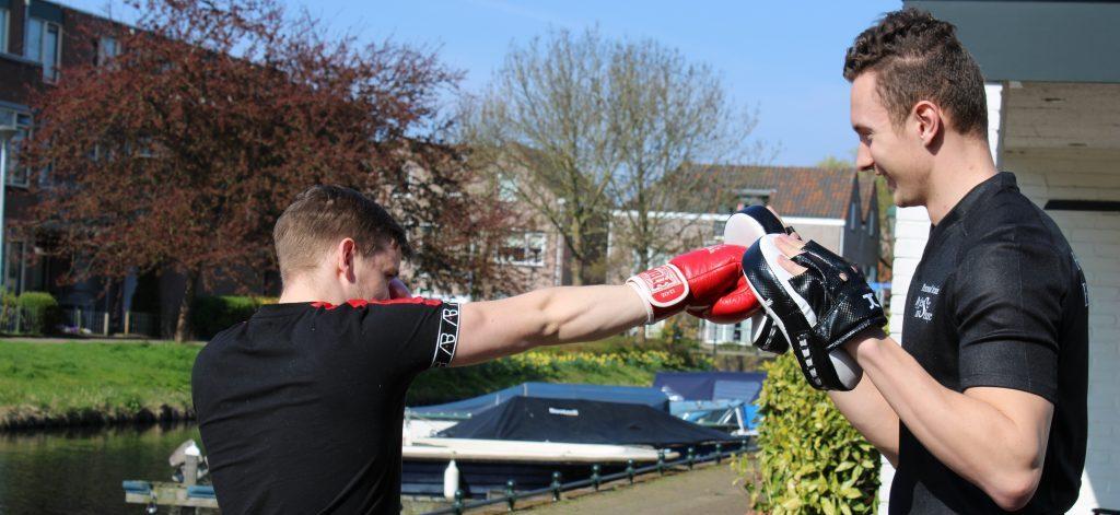 prive pads training