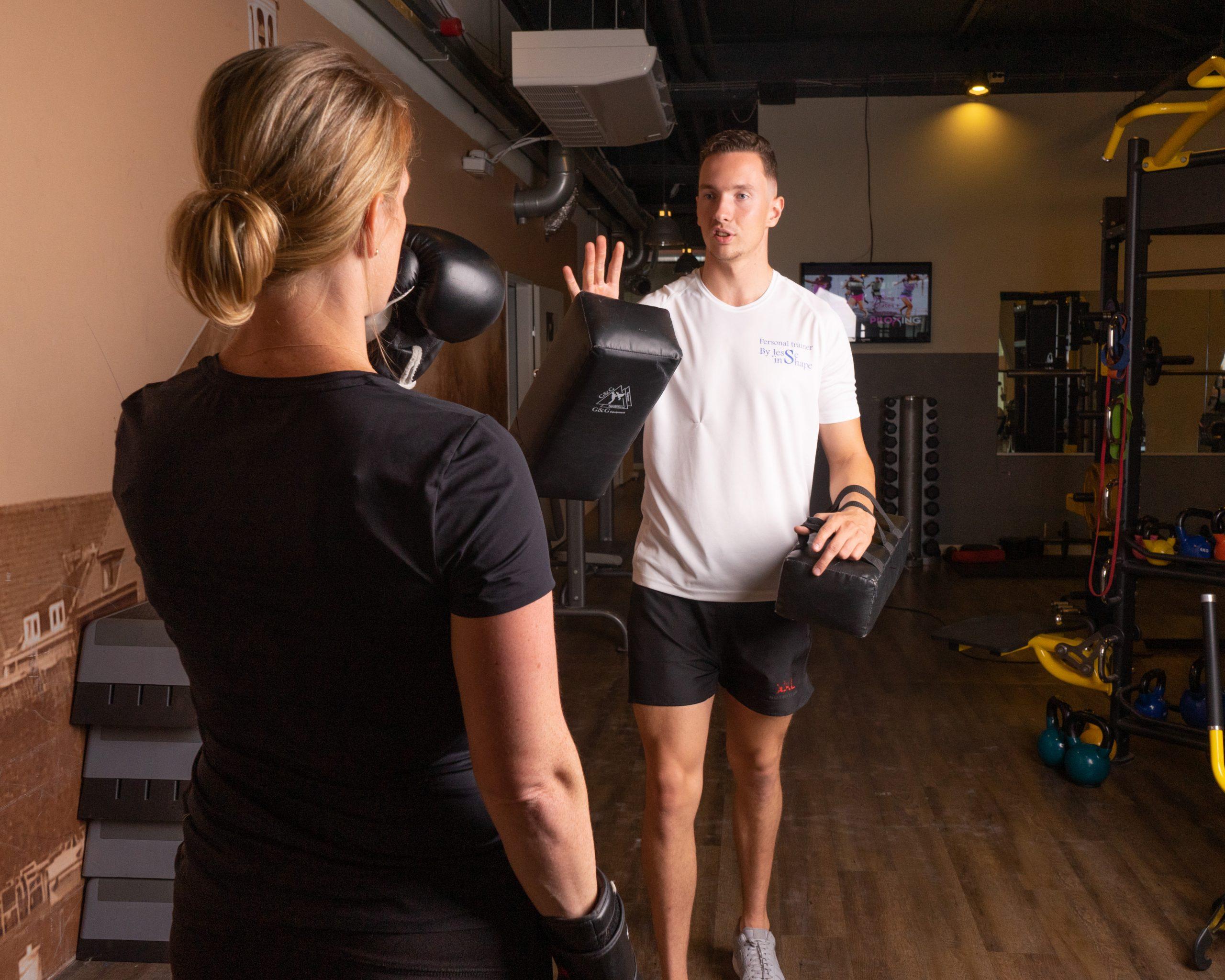 personal training boksoefeningen
